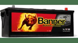 BANNER BUFFALO BULL 132AH 900A Д+
