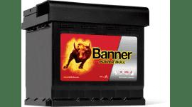 BANNER POWER BULL  50AH 450A Д+