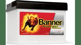BANNER POWER BULL PRO 50AH 420A Д+