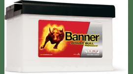 BANNER POWER BULL PRO 84AH 760A Д+