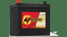 BANNER RUNNING BULL EFB 65AH 550A ASIA Л+