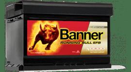 BANNER RUNNING BULL EFB 65AH 650A Д+