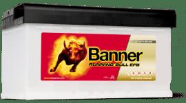 BANNER RUNNING BULL EFB 80AH 780A Д+