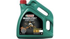 Синтетично моторно масло CASTROL STOP-START 5W-3...