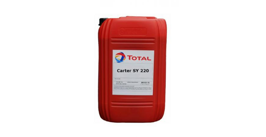 РЕДУКТОРНО МАСЛО TOTAL CARTER SY 220  20 литра