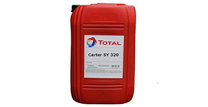 РЕДУКТОРНО МАСЛО TOTAL CARTER SY 320  20 литра
